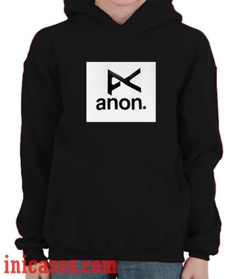 Anon Logo Hoodie pullover