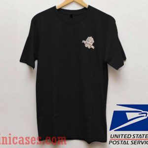 French Fries Black T shirt