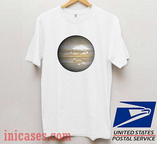 Planet Jupiter T shirt