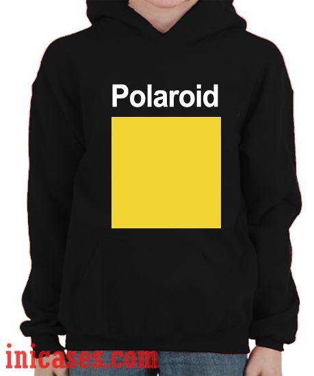 Polaroid Hoodie pullover