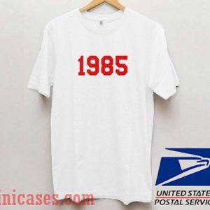 1985 T shirt