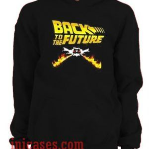 Back To The Future Hoodie pullover