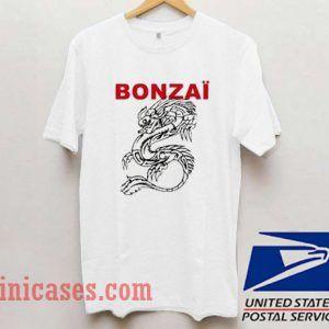 Bonzai T shirt