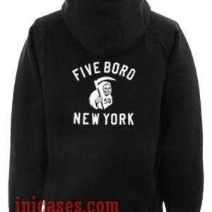 Five Board New York Hoodie pullover