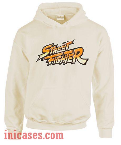 Street Fighter Hoodie pullover