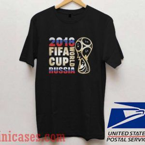 Fifa World Cup Russia 2018 T shirt