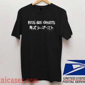 Kids See Ghosts T shirt