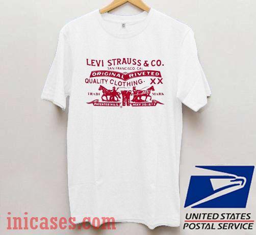Levi Strauss Co T shirt