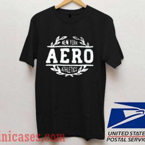 New York Aero Athletics T shirt