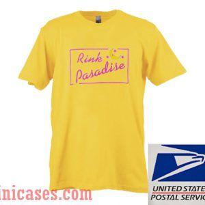 Pink Paradise T shirt