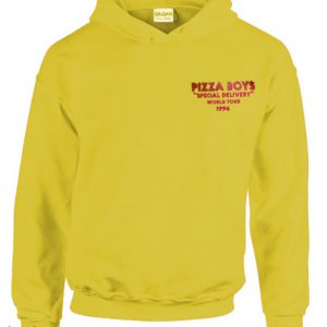 Pizza Boys Wolrd Tour 1994 Hoodie pullover