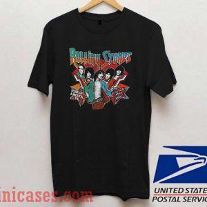 Rolling Stones Gigi Hadid T shirt