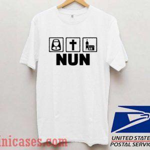The Nun Logo T shirt