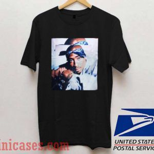 Tupac Shakur Photos T shirt