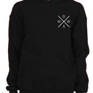 Why Don't We Cross Hoodie pullover