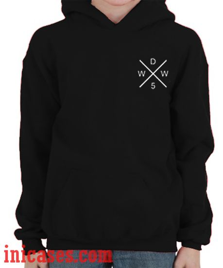 9022cbf36 Why Don't We Cross Hoodie pullover