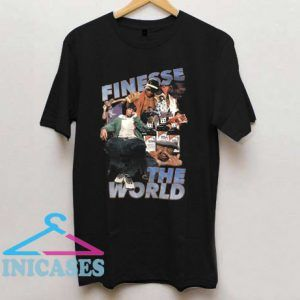 Finesse The World Vintage T shirt