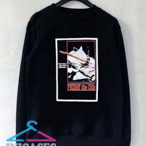 Friday The 13th Sweatshirt Men And Women