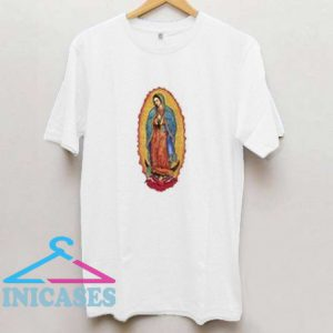 Guadalupe Jesus Christian T shirt