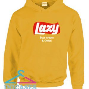 Lazy Sour Cream Onion Hoodie pullover