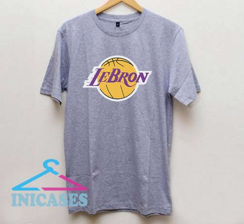 bc598970d56 LeBron James Los Angeles Lakers T shirt