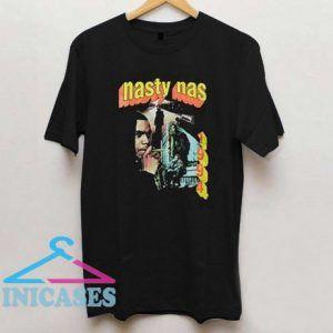 Nasty Nas 1994 T shirt