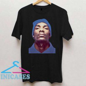 Snoop Dogg Beanie Profile Hip Hop T shirt