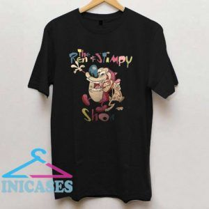 The Ren and Stimpy Show T shirt