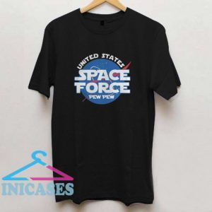 United States Space Force Pew Pew T shirt