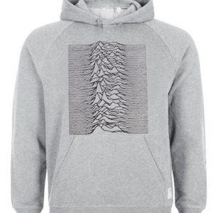 Joy Division Logo Hoodie pullover