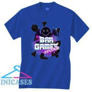 Bar game defcon T shirt