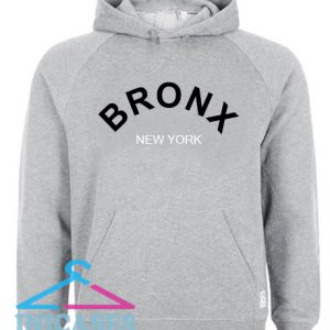 Bronx New York Hoodie pullover