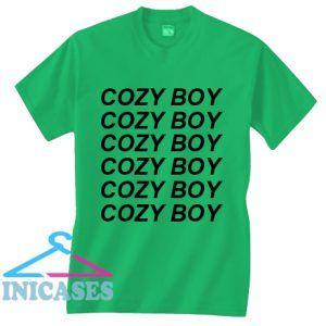 Cozy Boy T shirt