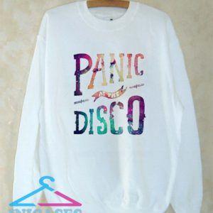 Panic At The Disco Galaxy Sweatshirt Men And Women