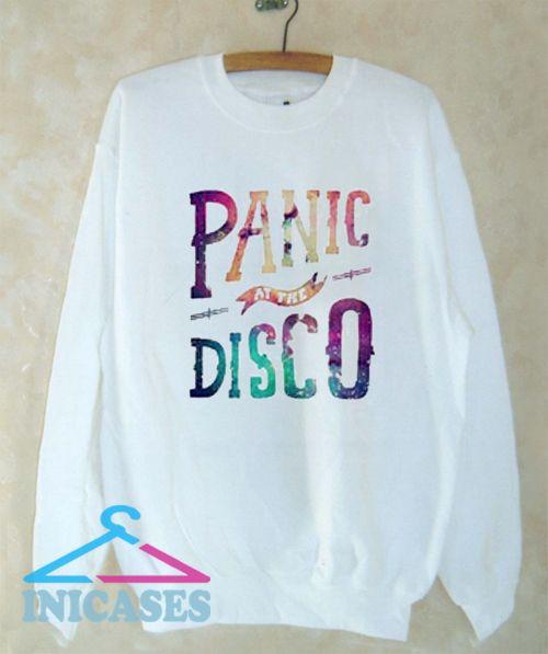 4a0da9dc Panic At The Disco Galaxy Sweatshirt Men And Women
