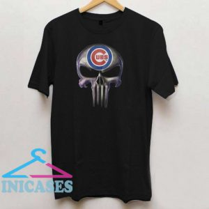 The Punisher shirts Chicago Cubs T shirt