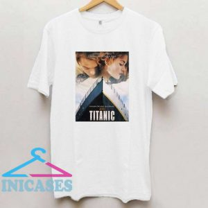 Titanic Movie T shirt