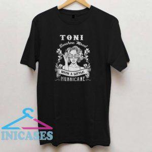 Toni Sunshine Mixed T Shirt