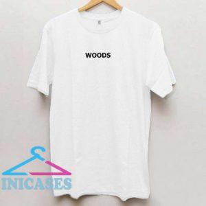 woods T shirt