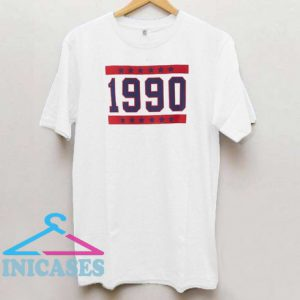 Star 1990 Number T Shirt