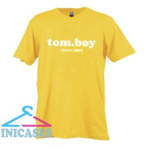 Tomboy since 1969 T shirt