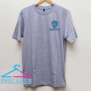 Warner Bros Construction T Shirt