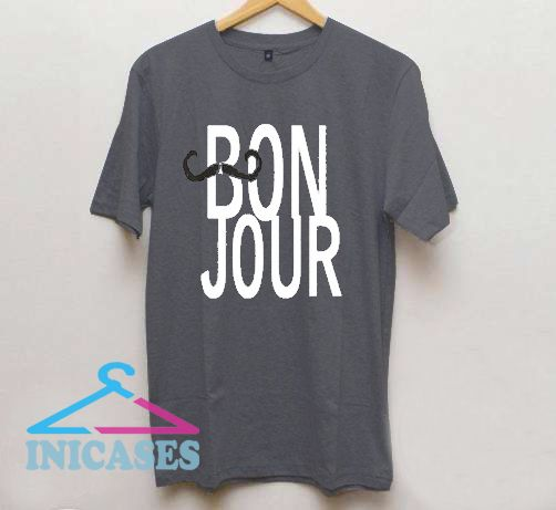 Bon Jour T Shirt