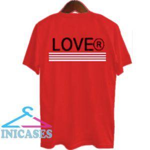 Lover Back T Shirt