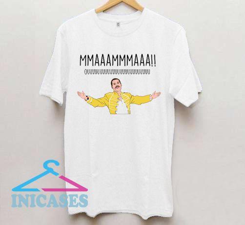 656809348 Bohemian Rhapsody Funny mothers day T Shirt