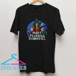 Christmas Party planning committee T Shirt