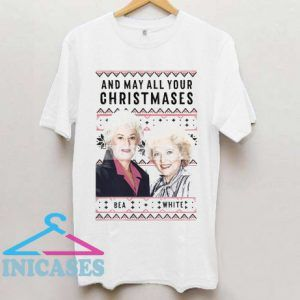 Christmases Bea Arthur and Betty White T Shirt