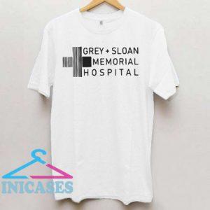 Grey Sloan Memorial Hospital T Shirt