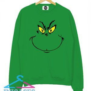 Grinch Stole Christmas Holiday Sweatshirt Men And Women