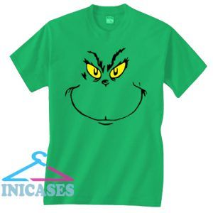 Grinch Stole Christmas Holiday T Shirt